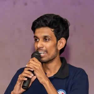 ACADEMIC COORDINATOR Chathuka Jayasinghe