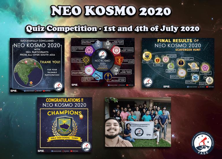 Neo Cosmo 2020