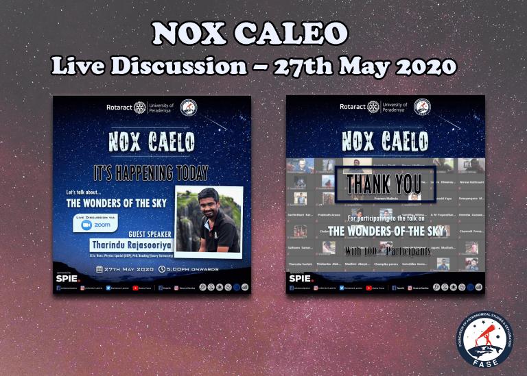 Nox Caleo 2020